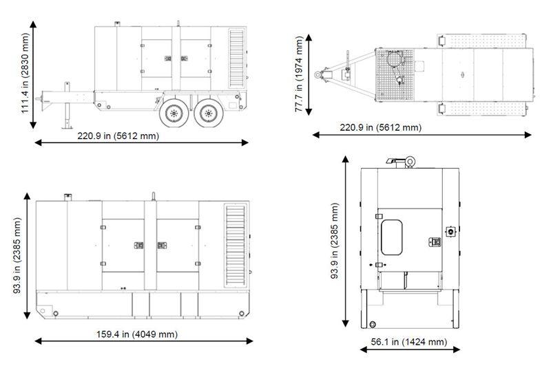 item   g290  g290 mobile generators on central diesel  inc