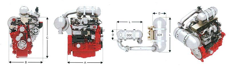 item tcd 3 6 l4 deutz 98 millimeter mm bore diesel. Black Bedroom Furniture Sets. Home Design Ideas