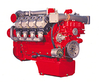 Deutz® Diesel Engines (TCD 2015 V06, TCD 2015 V08)