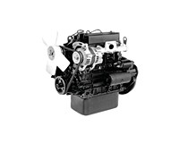 "Model ""L"" Series Mitsubishi Diesel Engines"