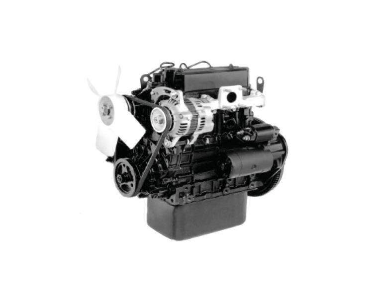 Item L3e Model Quot L Quot Series 9 4 To 23 7 Horsepower Hp